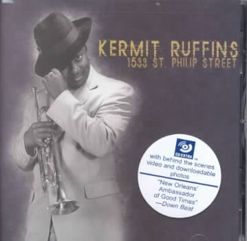 1533 ST. PHILIP STREET BY RUFFINS,KERMIT (CD)