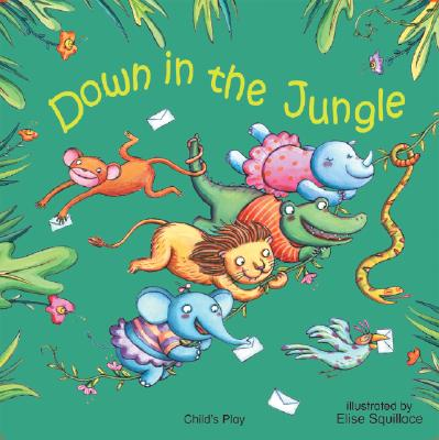Down in the Jungle By Ross, Mandy/ Squillace, Elisa (ILT)